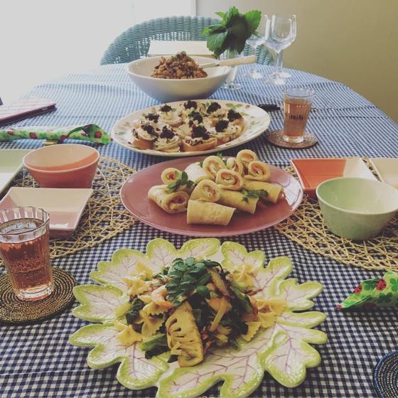 料理教室cariad