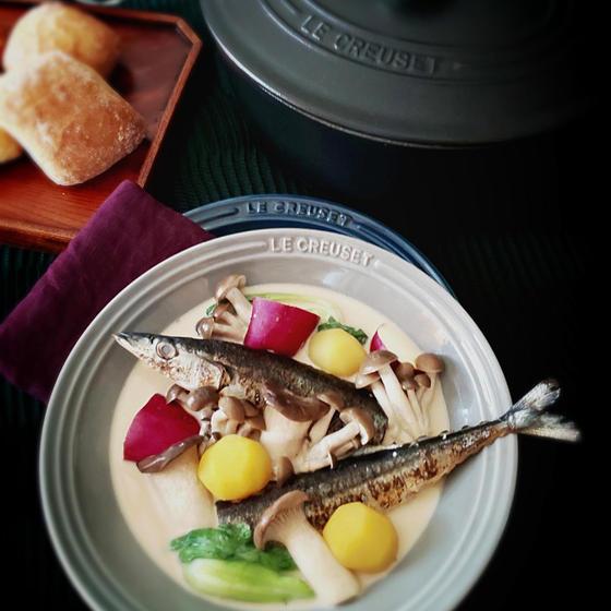 essenza style  お魚料理教室