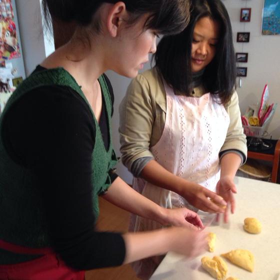 寒川町のパン教室~おうちパン~