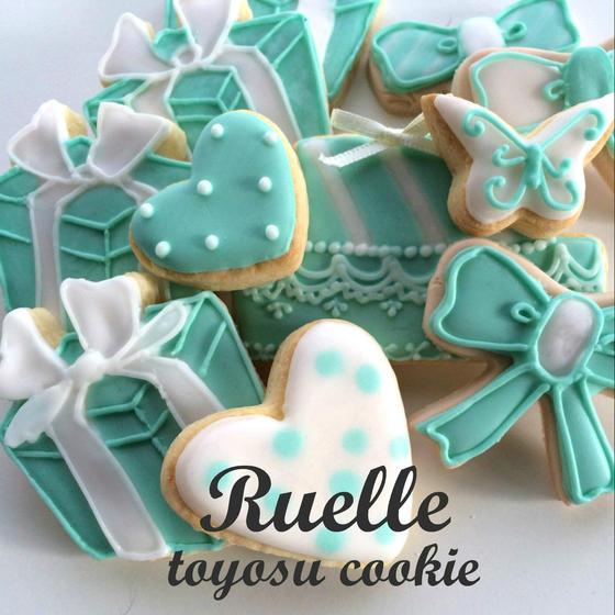 アイシングクッキー教室Ruelle(リュエル)