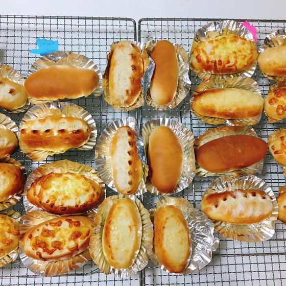 池袋・パンとお菓子のお教室「ななキッチン」