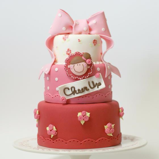 Cake designhane