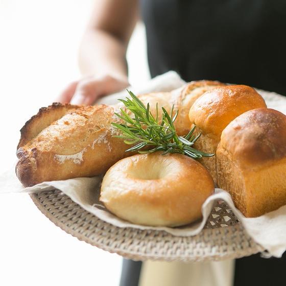 天然酵母とイーストのパン教室「Fermentasi」