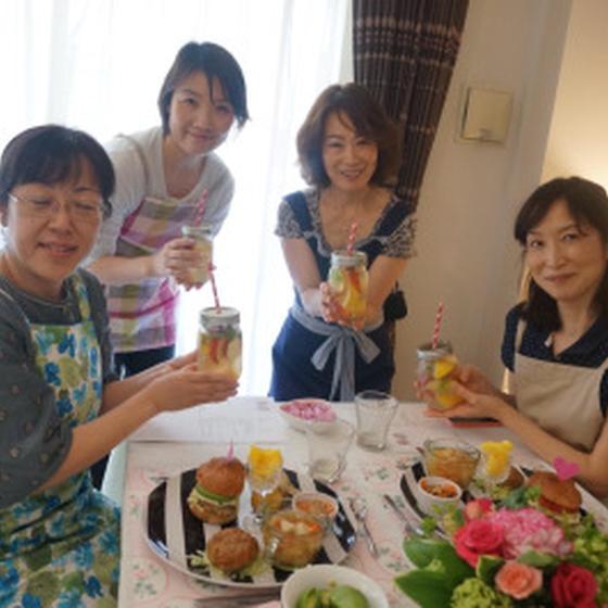 Meru's kitchen