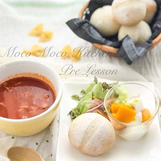 MocoMoco Kitchen  パン作りと食を楽しむ教室