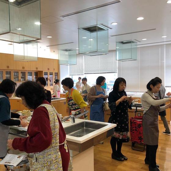 和膳施 薬膳料理教室 さらら仁川クラス