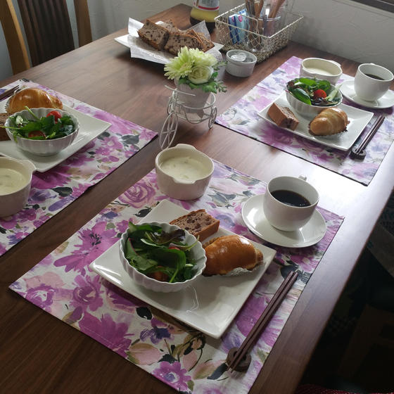 自宅キッチンパン教室*nagiパン*