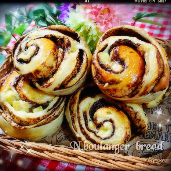 横須賀自宅パン教室 N.Boulanger