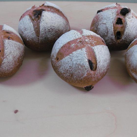 自家製酵母パン教室 Soleilmam