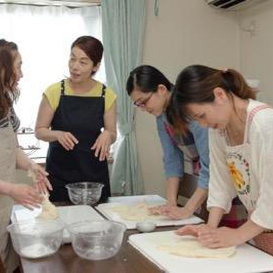 基礎から学べる手ごねパン教室モグモグ山口