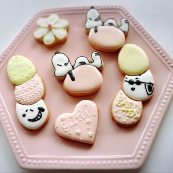 アイシングクッキー教室 Chambre.de.sucre