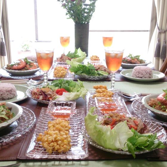 Baan keiko タイ料理教室