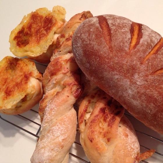ゆるりパン教室