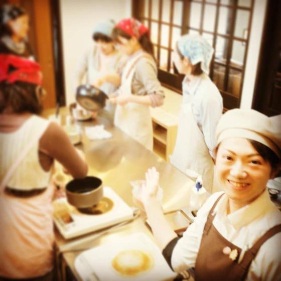 マクロビcafe【精進スイーツ結び】のお菓子&お料理教室