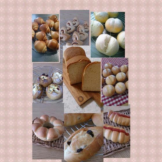 おうちパン教室 M