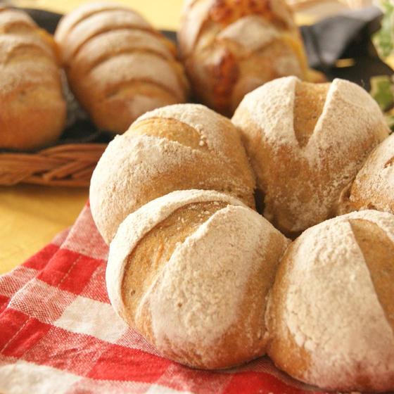 天然酵母パン教室 2525bread
