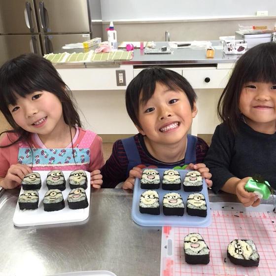 Chocokuma☆アイシングクッキー&飾り巻き寿司教室