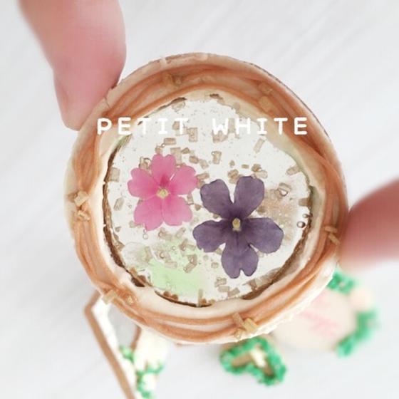 アイシングクッキーサロン PETIT WHITE