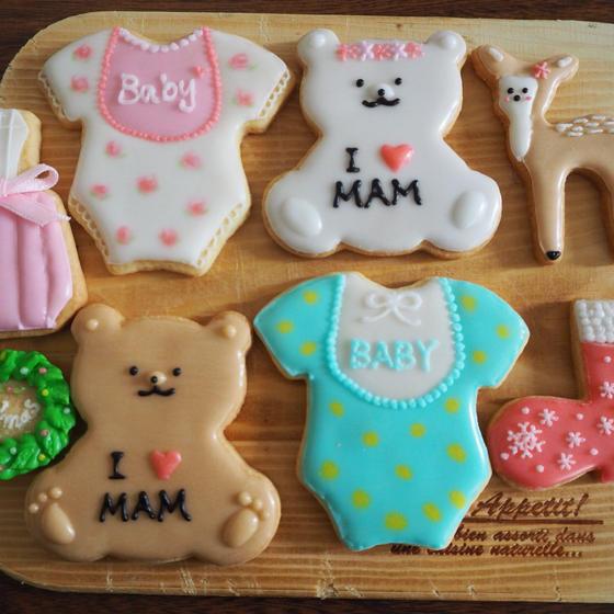 アイシングクッキー教室 M's sugar