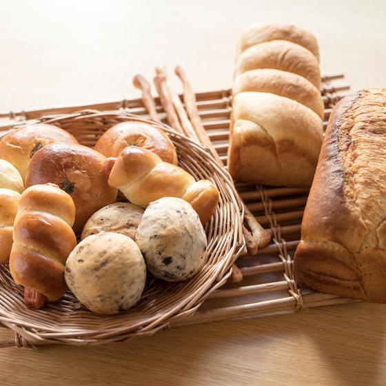 うめちゃんの台所(パン教室)