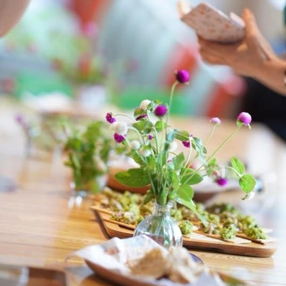 ローフード・グルテンフリー料理教室「いのち食」