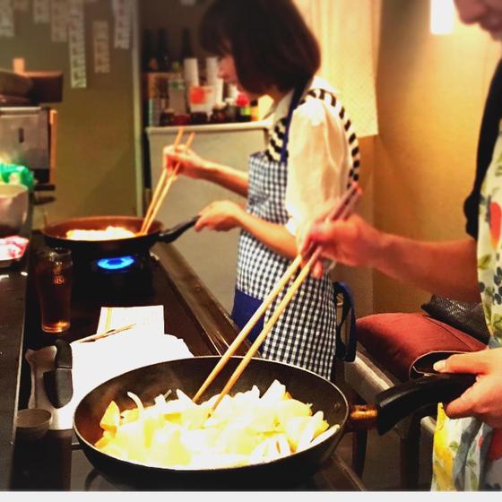 ケンちゃん 料理教室