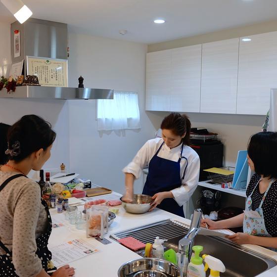 フランス料理・お菓子教室 la mubell