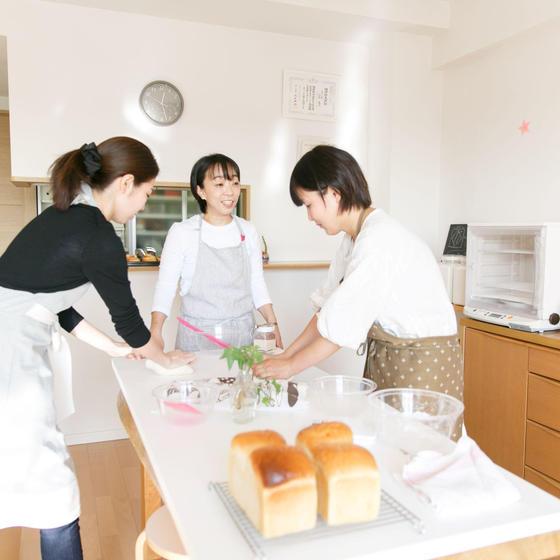 coneco おうちパン教室