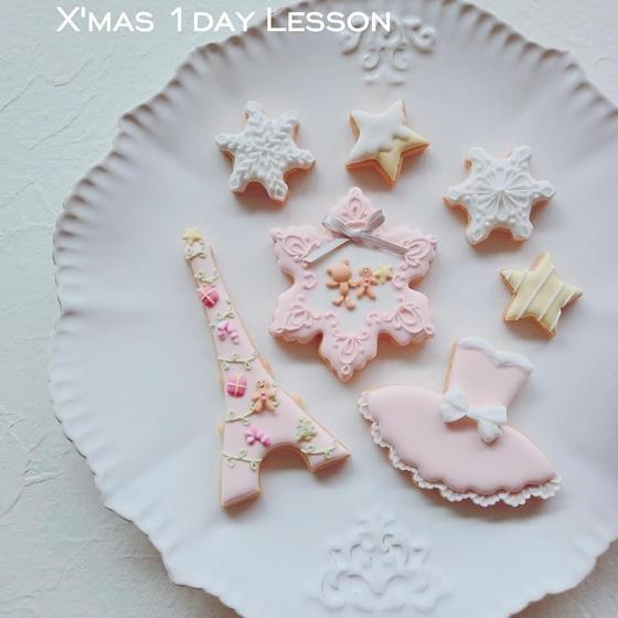 アイシングクッキー教室 C'sSalon