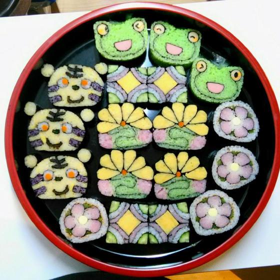 飾り巻き寿司&ナチュラルスイーツ教室ぐるりん