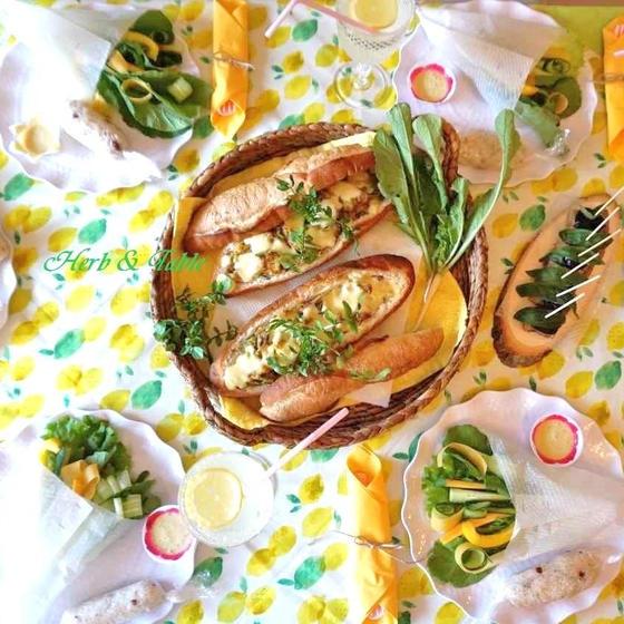 ハーブ&スパイス料理教室 Herb & Table
