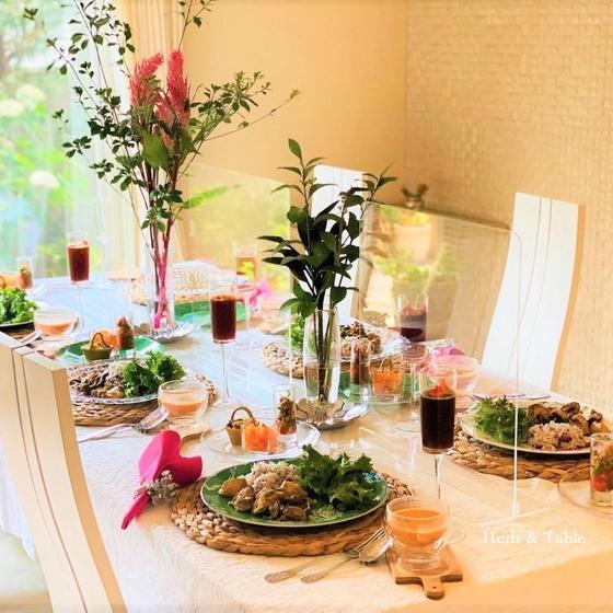 ハーブとスパイスの料理教室 Herb & Table
