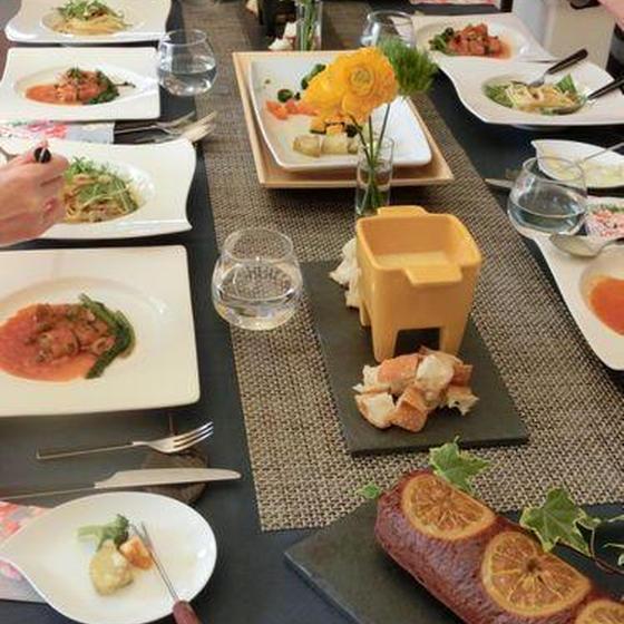 カサリンガCasalinga料理教室