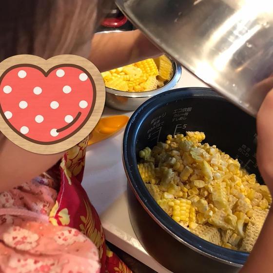 オンライン「子どもが主役」の料理教室すぷらうと