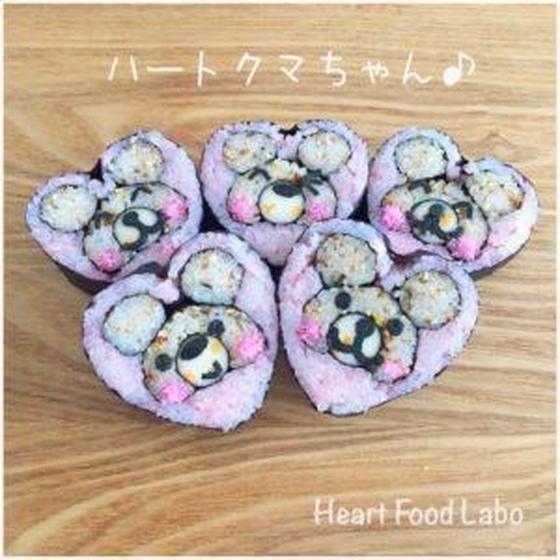 Herat Food Labo デコ巻き寿司教室