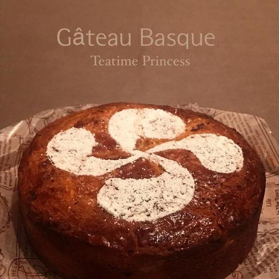 埼玉県幸手市のお菓子教室 Teatime Princess