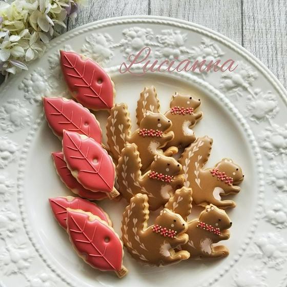 Lucianna アイシングクッキー教室