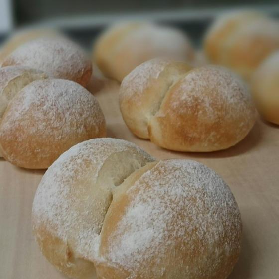 福島市・白神こだま酵母のパン教室 大地のごちそう