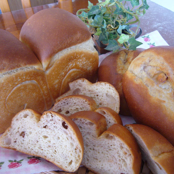 a-ta-sante糖質制限パン料理教室