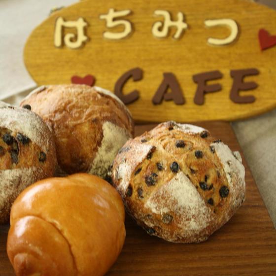 天然酵母パン教室 はちみつCAFE