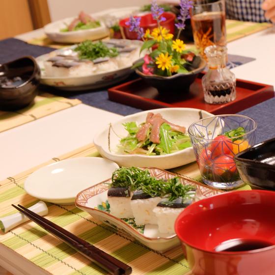 宮子の和食料理教室