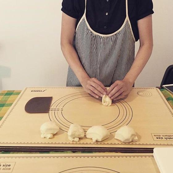 天然酵母パン教室JOURNAL