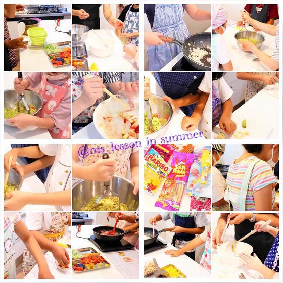 大人と子どもの家庭料理教室 エムズ レッスン