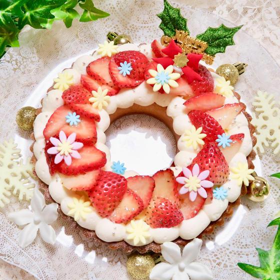 オーダーケーキ・お菓子教室HappySweetsHome