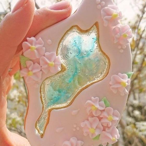 アイシングクッキー・お菓子教室 Petit  Four