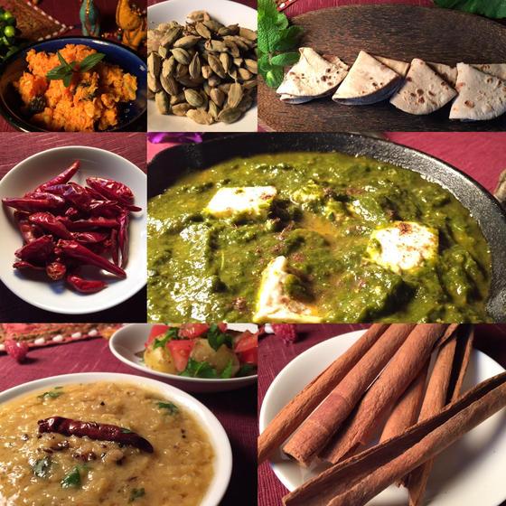 sahajoインド料理教室