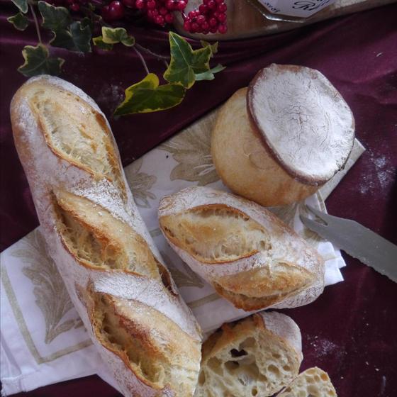 湘南でフランスパンと暮らす「クラム」