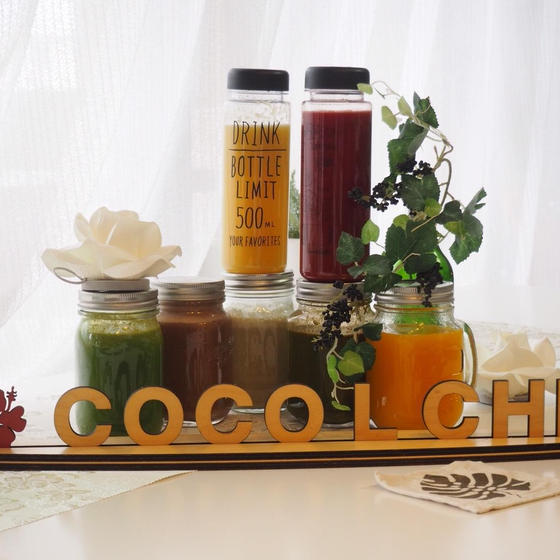 raw food school  cocol'che