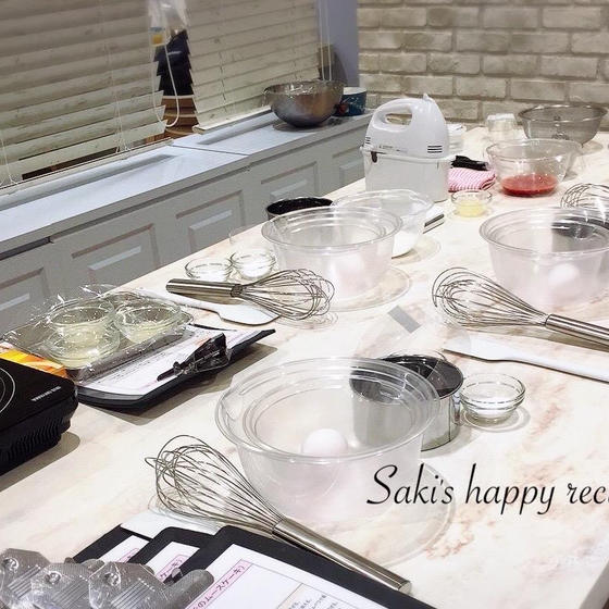 お菓子教室 Salon de SAKI