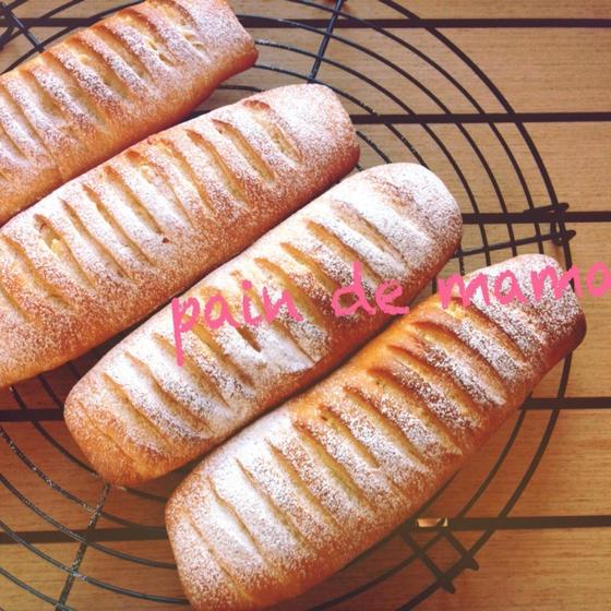 赤羽手ごねパン教室パンドママン